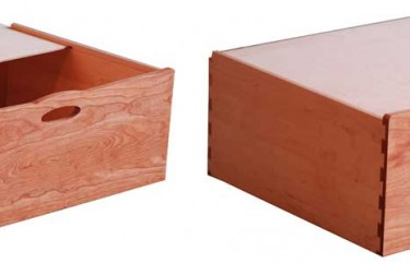 underbed storage drawers