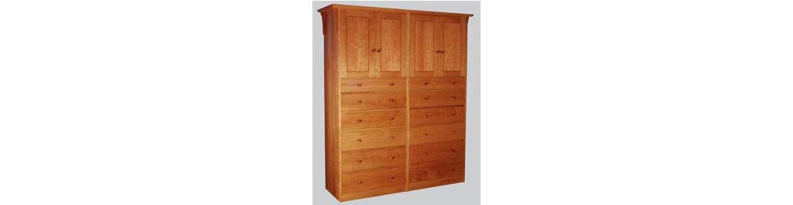 cherry armoire