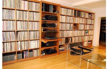 storage for vinyl record albums