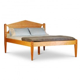 Ashland Low Post Platform Bed