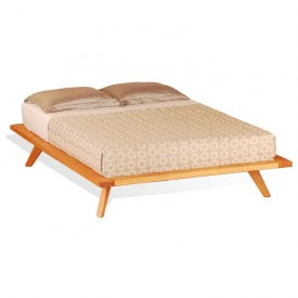 Cosmos Simple Platform Bed