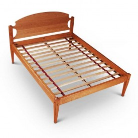 Pierrepont Low Post Platform Bed Construction