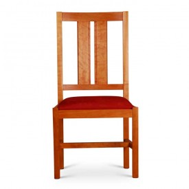 front view of Bisbe Side Chair