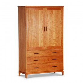 Harrison Three Drawer Armoire