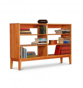 Harrison Horizontal Bookcase in cherry