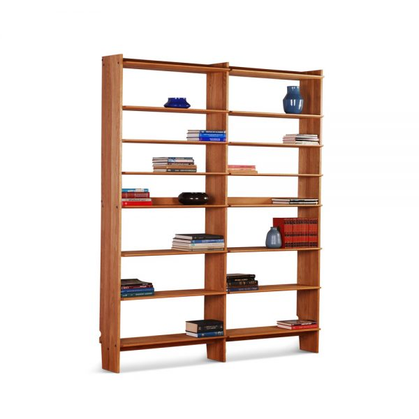 New Directions Double Bookcase