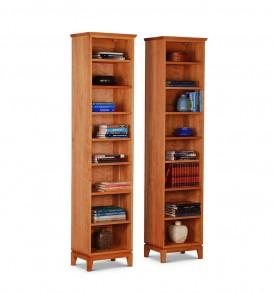 Narrow Harrison Bookcases