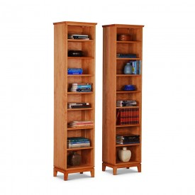 Narrow Harrison Bookcases