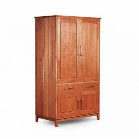 Four Door Armoire