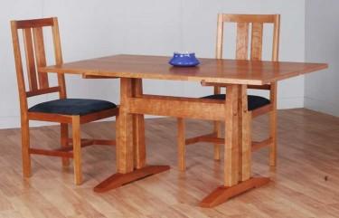 Trestle Table in Cherry