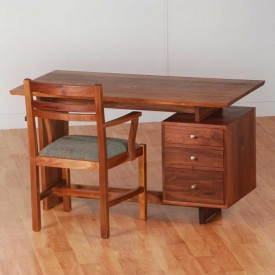 Walnut DeVoe Desk