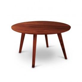 Elliptical Schermerhorn Dining Table in Walnut