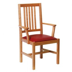 Society Library Arm Chair