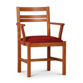 Arm Chair in cherry