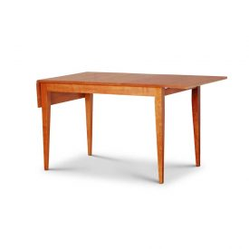 Wide Drop Leaf Table with one leaf raised