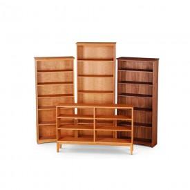 standard bookcase array