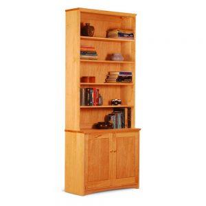 Bookcase Hutch