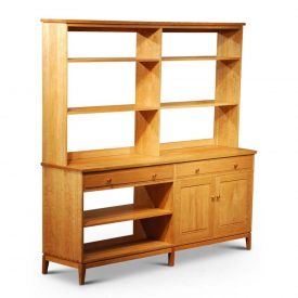 Harrison Dresser Hutch Duo