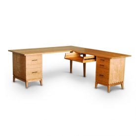 Two Pedestal Workstation